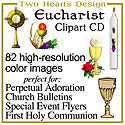 Eucharist Clipart CD